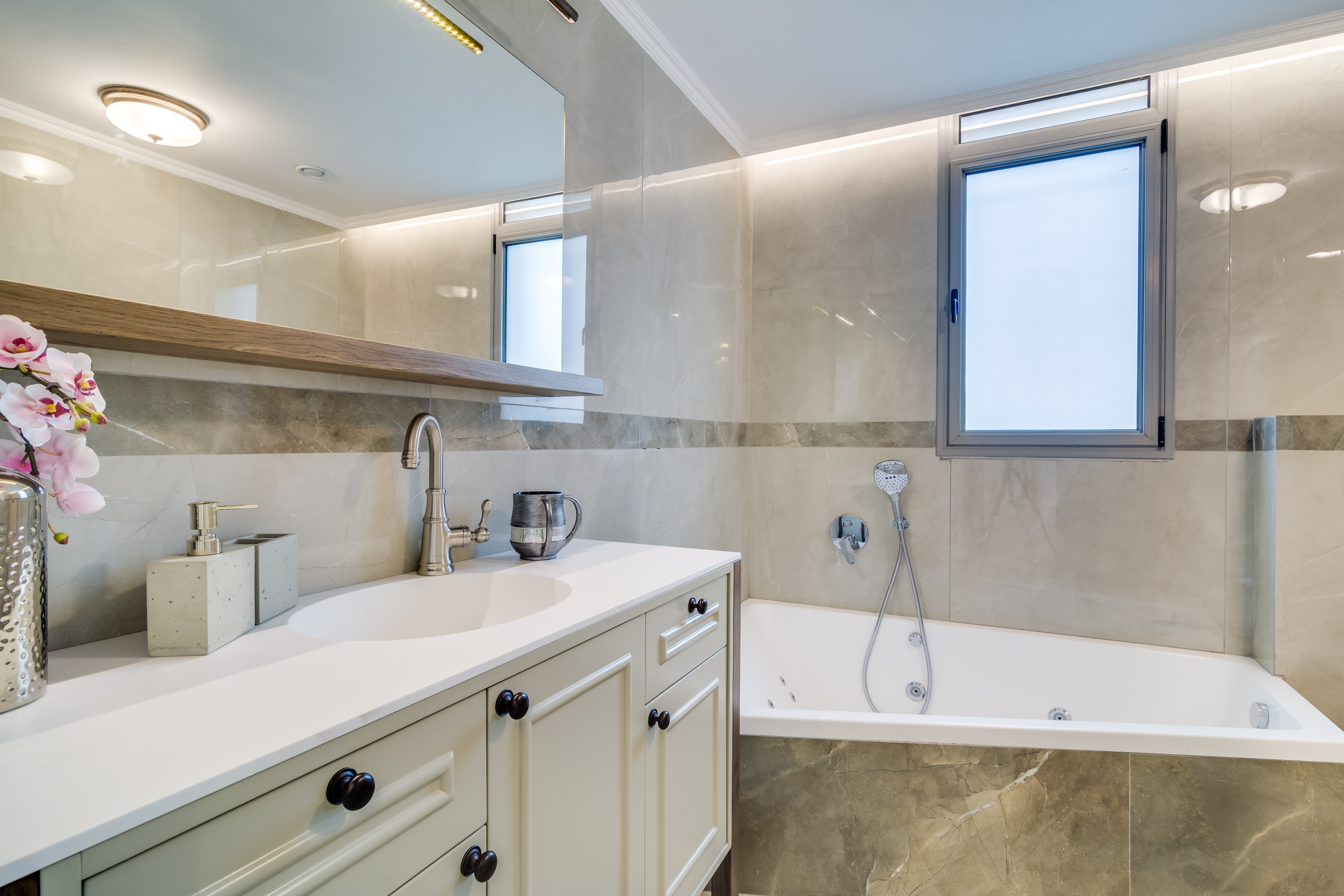 Main Master Bathroom-